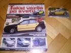 Kolekcija Taxi vozila po svetu br. 12