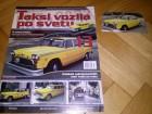 Kolekcija Taxi vozila po svetu br. 13