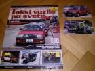 Kolekcija Taxi vozila po svetu br. 3