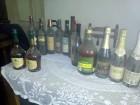 Kolekcija vino , penusavo vino