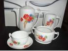 Kolekcionarski Art Deko Set za čaj
