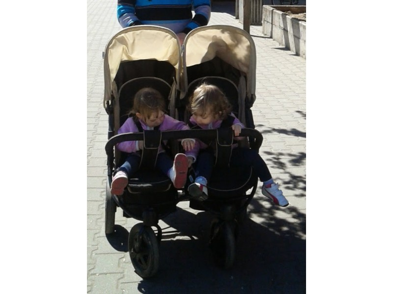 Kolica za blizance HAUCK Roadster duo