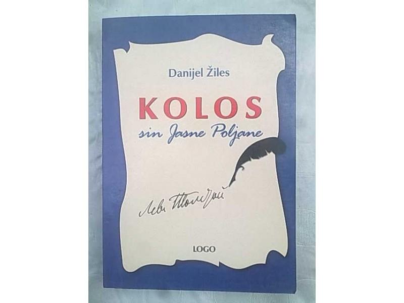 Kolos sin Jasne Poljane-Danijel Ziles