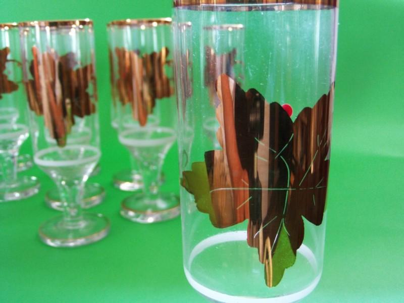 Komplet 12 elegantnih čaša za belo vino