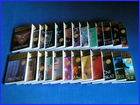 Komplet od 23 knjige - NOVE