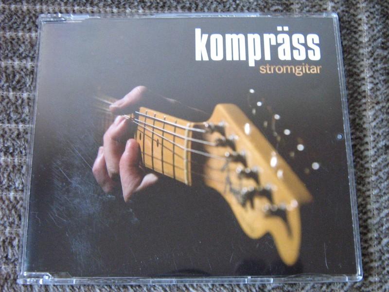 Kompräss - Stromgitar (EP)