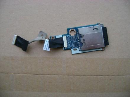 Konektor SD kartice za Dell Latitude E6500