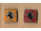 Konjarstvo `Ljubičevske konjičke igre` dve značke