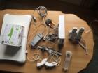 Konzola Nintendo Wii RVL-001 + oprema igrice Nitendo