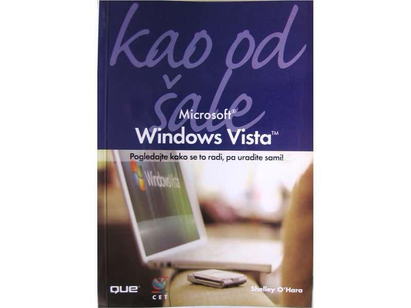 Korak po korak Windows Vista - Shelley O`Hara