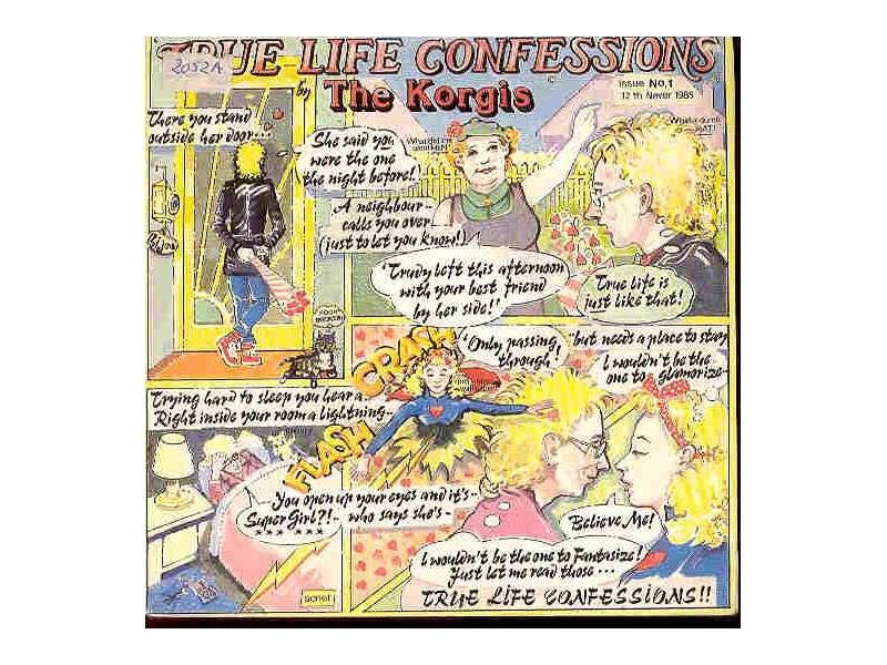 Korgis, The - True Life Confessions