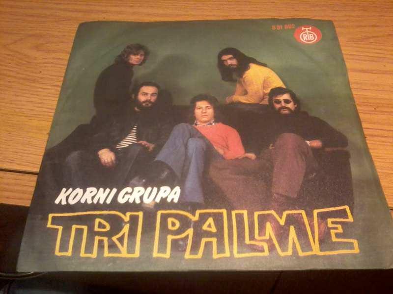 Korni Grupa - Tri Palme