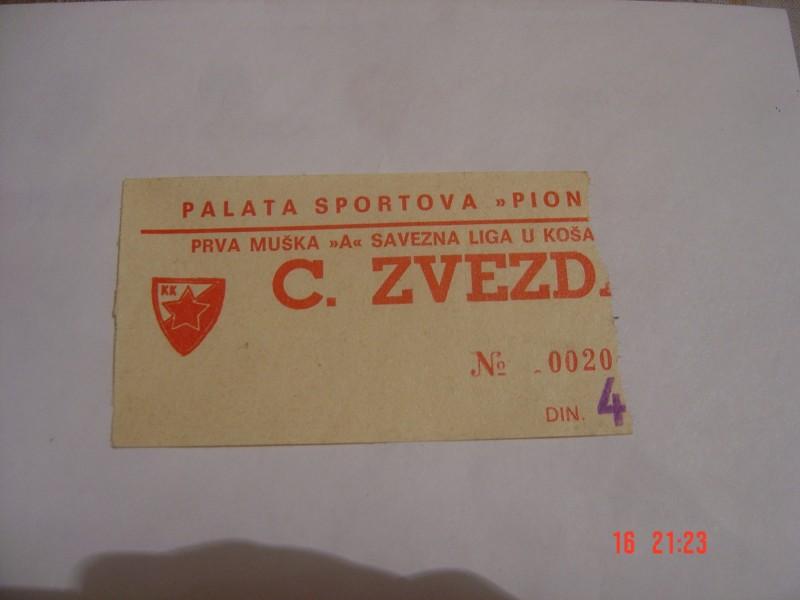 Kosarkaska prvenstvena utakmica iz 80-tih,Hala PIONIR