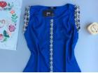 Kosulja plava es moda