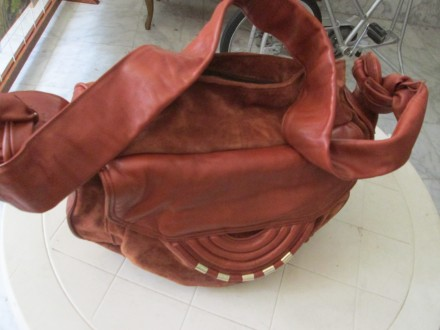Kožna, torba iz prošlog veka