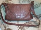 Kozna torba, kao Nova, 35x30 cm