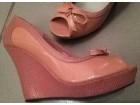 Kozne italijanske  sandale, cipele, 40, kao nove