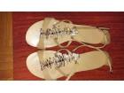 Kozne italijanske sandale
