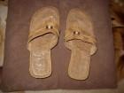 Kožne papuče-japanke