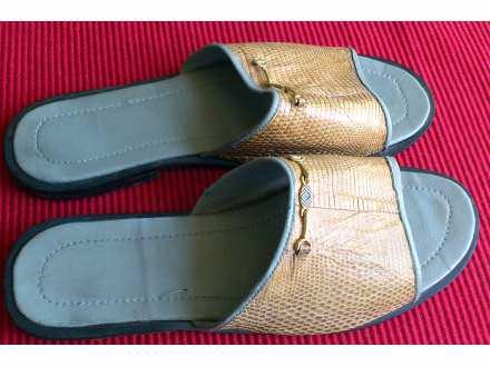 Kozne papuce od Zmije
