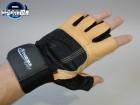 Kožne rukavice za teretanu Thema Sport SPORTLINE