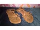 Kožne sandalice ERAM