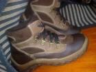 Kozne zimske,nepromocive Baldino cipele-fantasticne