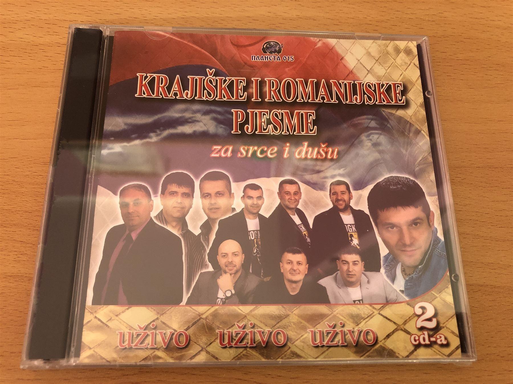 romanijske pjesme