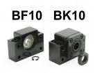 Krajnji lezajevi sa kucistem za CNC osovine BF10 i BK10