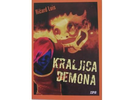 Kraljica  demona   Ričard Luis