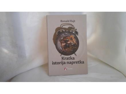 Kratka istorija napretka Ronald Rajt