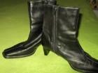 Kratke kožne čizme