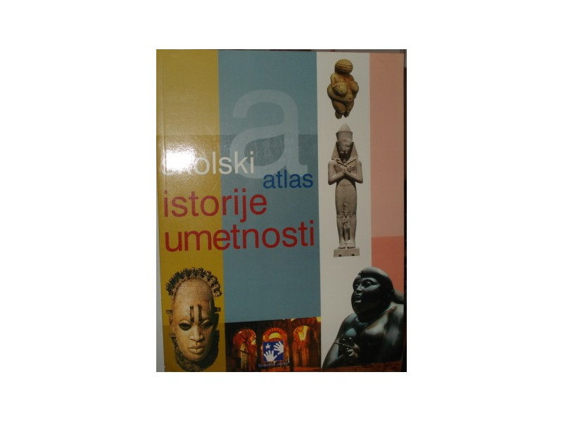 Kreativni centar - Školski atlas istorije umetnosti