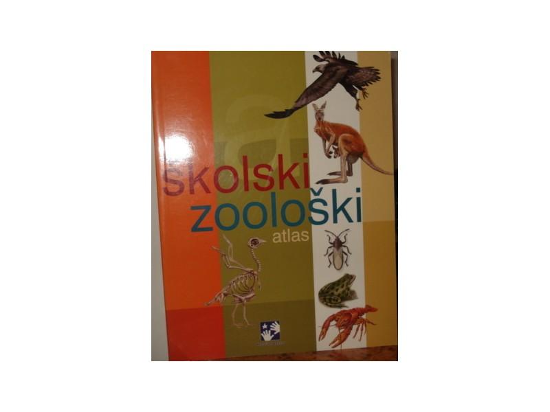 Kreativni centar - Školski zoološki atlas