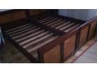 Kreveti iz 1933. godine - puno drvo