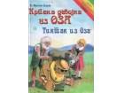 Krpena devojka iz Oza Tiktak iz Oza,L. Frenk Baum, nova