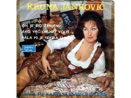 Kruna Janković - Baci Mi Karte, Ciganko Stara