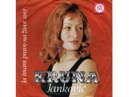 Kruna Janković - Ja Imam Pravo Na Život Svoj