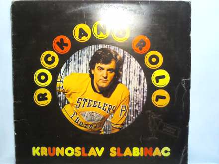 Krunoslav Kićo Slabinac - Rock And Roll