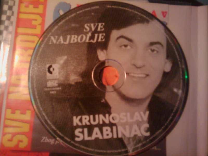 Krunoslav Kićo Slabinac - Sve najbolje