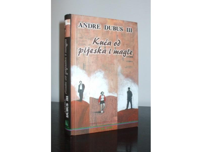 Kuća od pijeska i magle, Andre Dubus III, nova