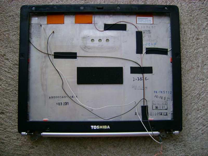 Kuciste displeja za Toshiba Portege M300