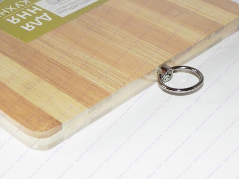Kuhinjska daska, bambus, mala + BESPL DOST. ZA 3 ART.
