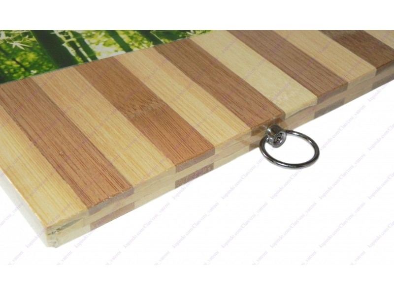 Kuhinjska daska, bambus, velika + BESPL DOST. ZA 3 ART.