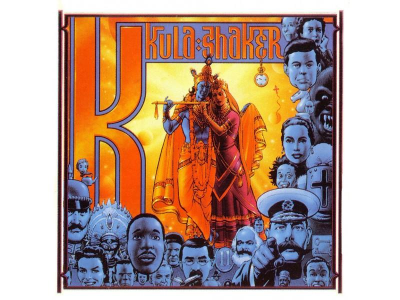 Kula Shaker - K