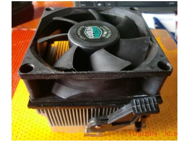Kuler CoolerMaster za soket 754