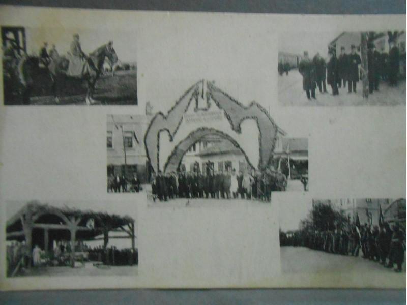 Kumanovo proslava desetogodišnjiceKumanovske pobede1922