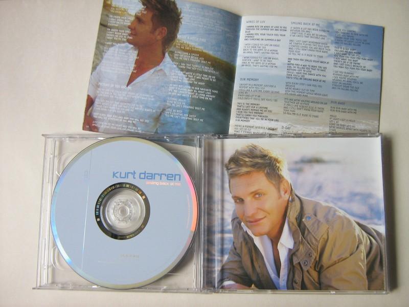 Kurt Darren - Smiling back at me (2xCD)