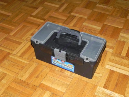 Kutija za alat - mala + BESPL DOST. ZA 3 ART.
