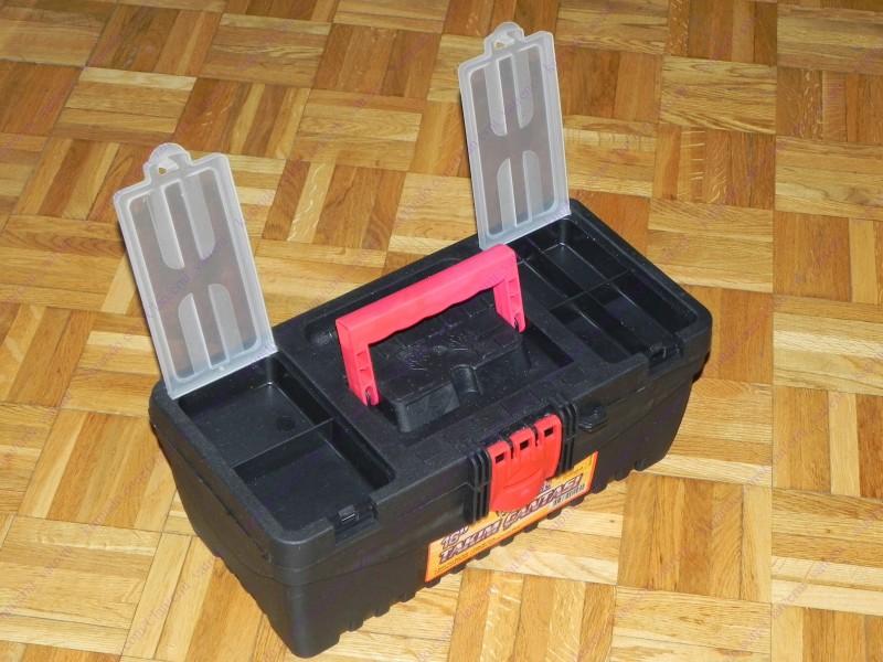 Kutija za alat - srednja + BESPL DOST. ZA 3 ART.